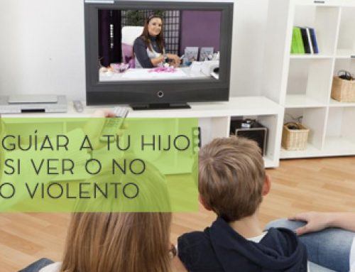 Tips para Guiar a tu Hijo a Decidir si Ver o no Contenido Violento